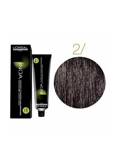 Inoa Saç Boyası 2,00 Fundamental 60 gr Renksiz